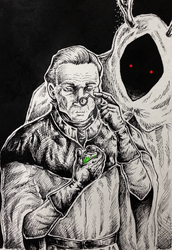 The Good Doctor by UrbanKnightArt
