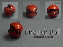 Cherish Ball Charm by GandaKris