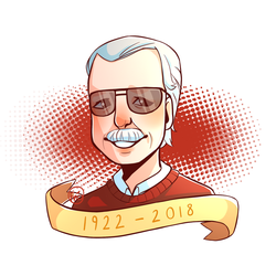 Excelsior! by FluffyAndCranky
