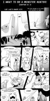 Monster Hunter Comic Chapter 13.3 by macawnivore