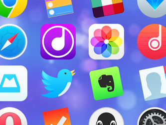 Replacement Icons by creatiVe5