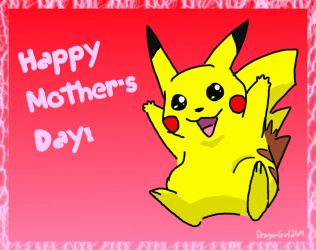 Happy Mother's Day! (for my Mum ^^) by DragonGirl249