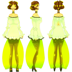 Irina Reference Sheet by Gimmickry
