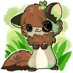 :Forest Creature: by PrePAWSterous
