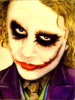 The Joker - again. by HenchGoose