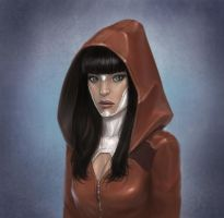 Red Jacket by t-biddy