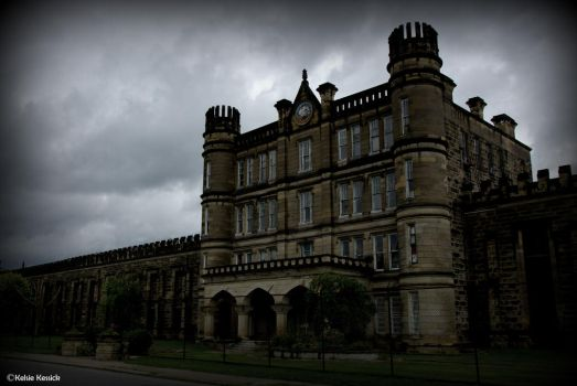 Moundsville Penitentiary by kmkessick
