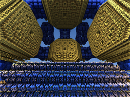 Sacred Chamber by singingwithfractals