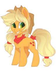 Gen 5 Applejack by HiccupsDoesArt