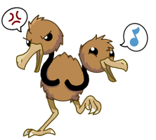Doduo by CuTTyCommando