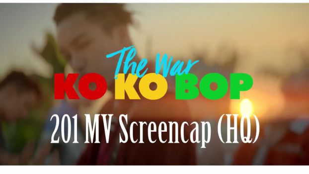 EXO - Ko Ko Bop MV Screencap (HQ) by AnonymousBlackStone