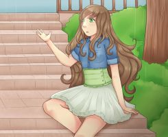 [APH] Hungary - Raindrops by Annington