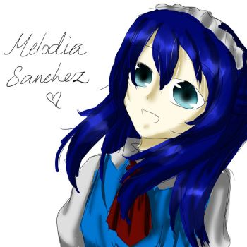 Melodia Sanchez by CorenB