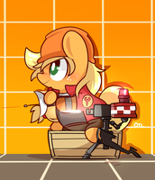 Engineer AJ by MACKINN7