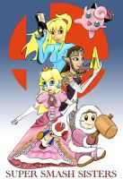 Super Smash Sisters by SyntheticPlatypus