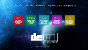 DEwil project coming soon ... by wifun2012