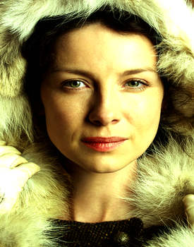 Claire fraser by logenw