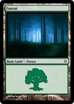 Forest Two by The-Krazy-One