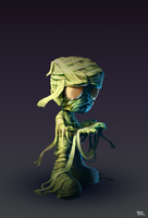 4-2 Amumu the Sad Mummy by Hozure