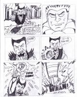 STREET FIGHTER:AKUMA PAGE 6 by Arak-8