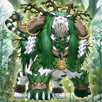 Alsei, the Sylvan High Protector by Freezadon