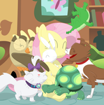 Best pet-sitter ever by Porygon2z