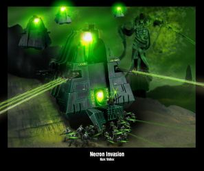 Necron Invasion - reworked by Harc
