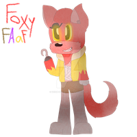 Foxy The Pirate Fox [FNaF AU] by cjc728