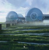 Dome Factory by simonfetscher