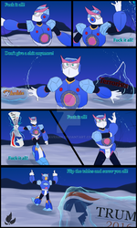 Freeze needs to let it go by zavraan