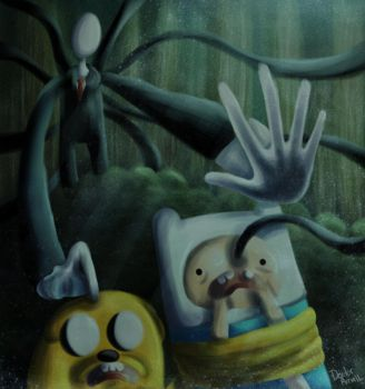 SLENDER TIME by DoctoramalL