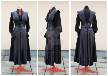 Sith Lady outfit (no robe details) by lady-narven