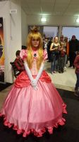 Princess Peach by EgonEagle