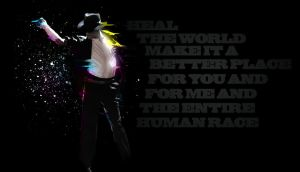 Michael Jackson Tribute by CaosTheory