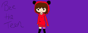 Teen bee by babybee1