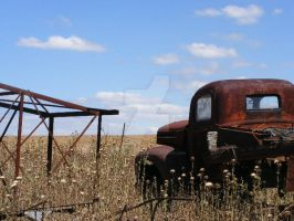 old truck4 by Kimberley-Taylor