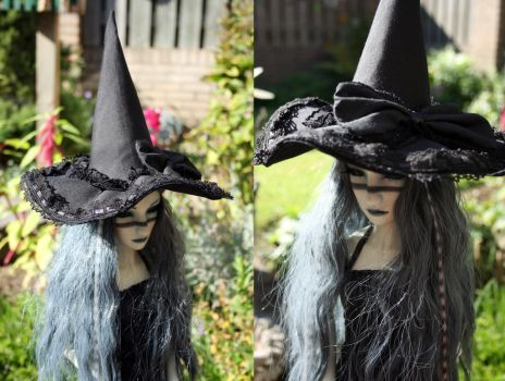 Witch hat by xRooz