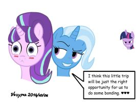 The Great and Powerful BEST Friend by Vazypan