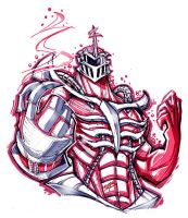 COMMISSION - LORD ZEDD by theMASman
