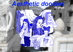Aesthetic  Doodles (PACK 1) by mendeslays