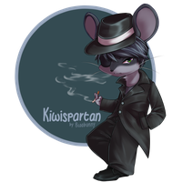 [AT] Kiwispartan by Bloobunnyy