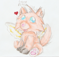 Plushie-colored pencils by hawktalons