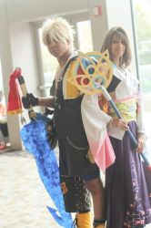 Tidus and Yuna by Xuljia