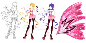 CE: Kirsche Sirenix Design {Edited} by Voltairiss