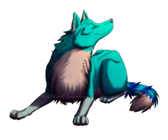WolfStar Gift by x-RainFlame-x