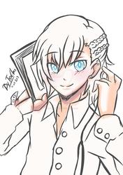 Speed Draw - Test Eyes coloring by TsuyuhaChan