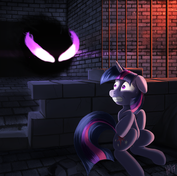 Twilight Escape by JPHyperX