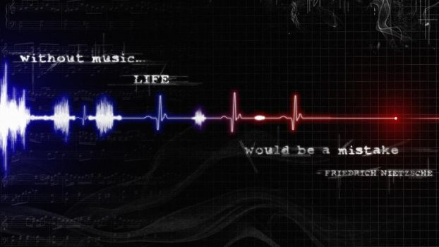 Music is Life by samuelkowal906
