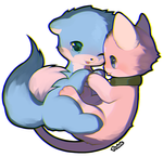 Floofs by foxlett