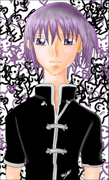 +Fruits Basket+  Yuki Sohma by reema-g